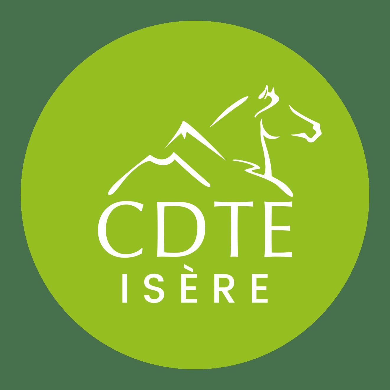 Logo Tourisme equestre Isere