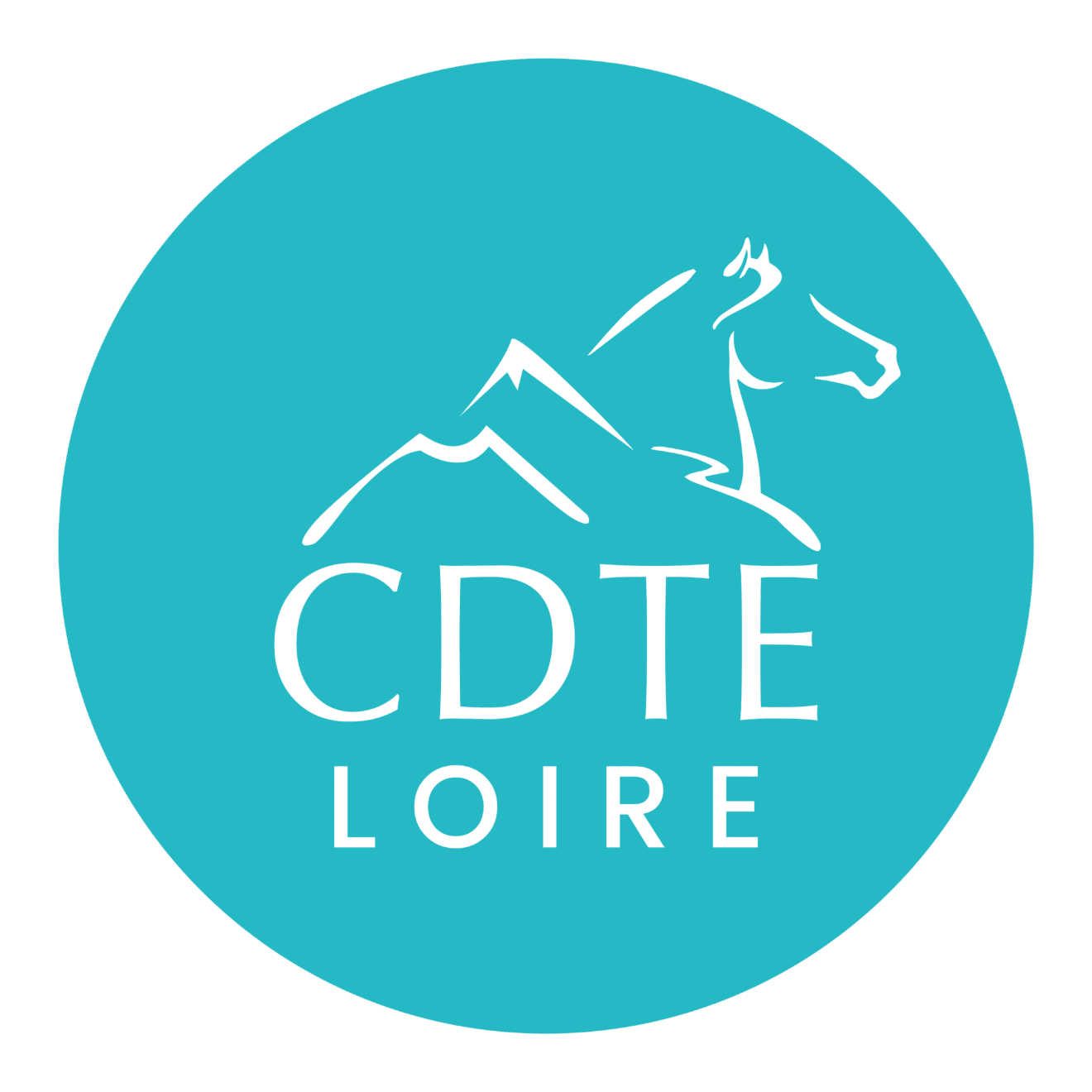 Logo Tourisme equestre Loire
