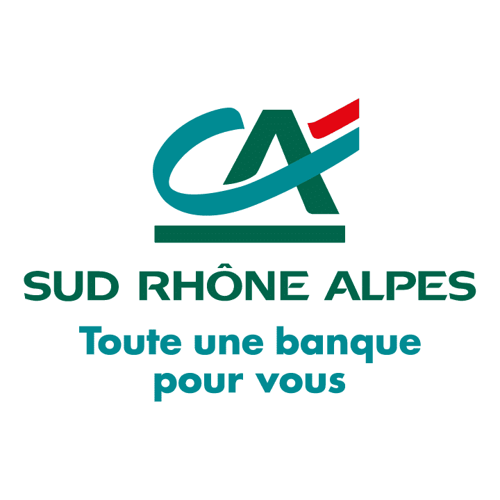 Crédit Agricole Sud Rhone Alpes partenaire CRTE