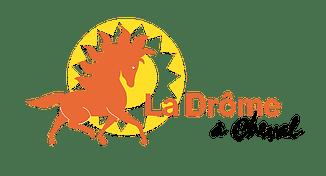 Logo La Drome a cheval