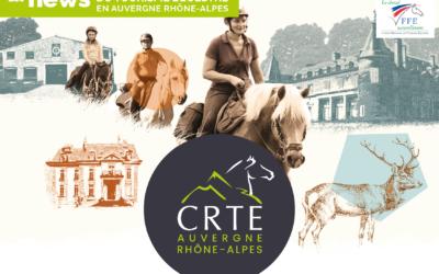 Les Cavaliers de la Région Auvergne Rhône-Alpes Représentés !