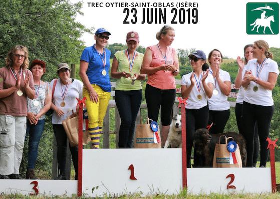 Championnat TREC Inter-département Auvergne Rhône-Alpes –  Vilnin (38)