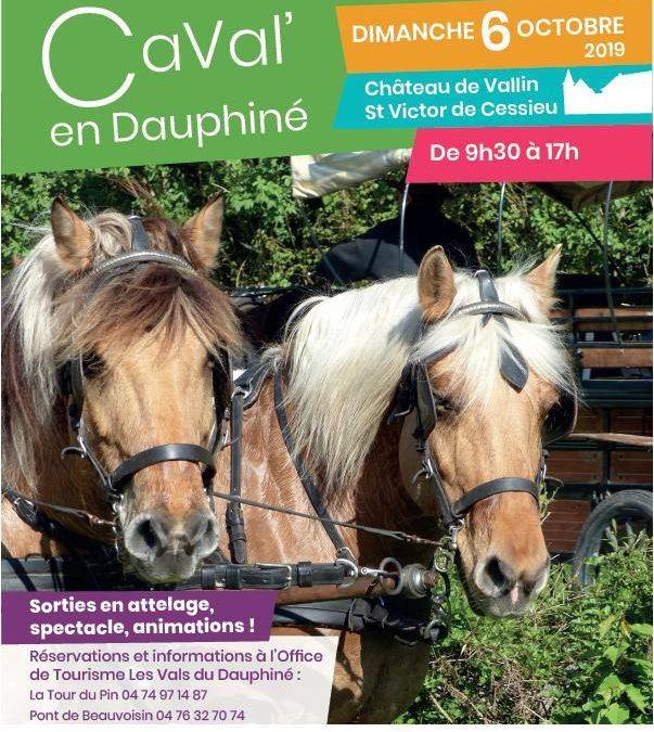 Fête du Cheval – Caval'en Dauphiné