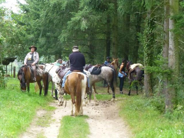 Cavaliers d'Urfé Loire