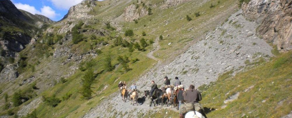 Circuit à cheval Valbonnais