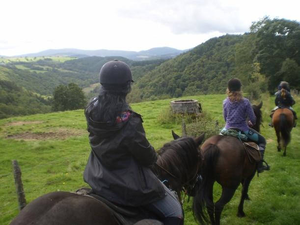 Promenade à poney en Allier Equisioule