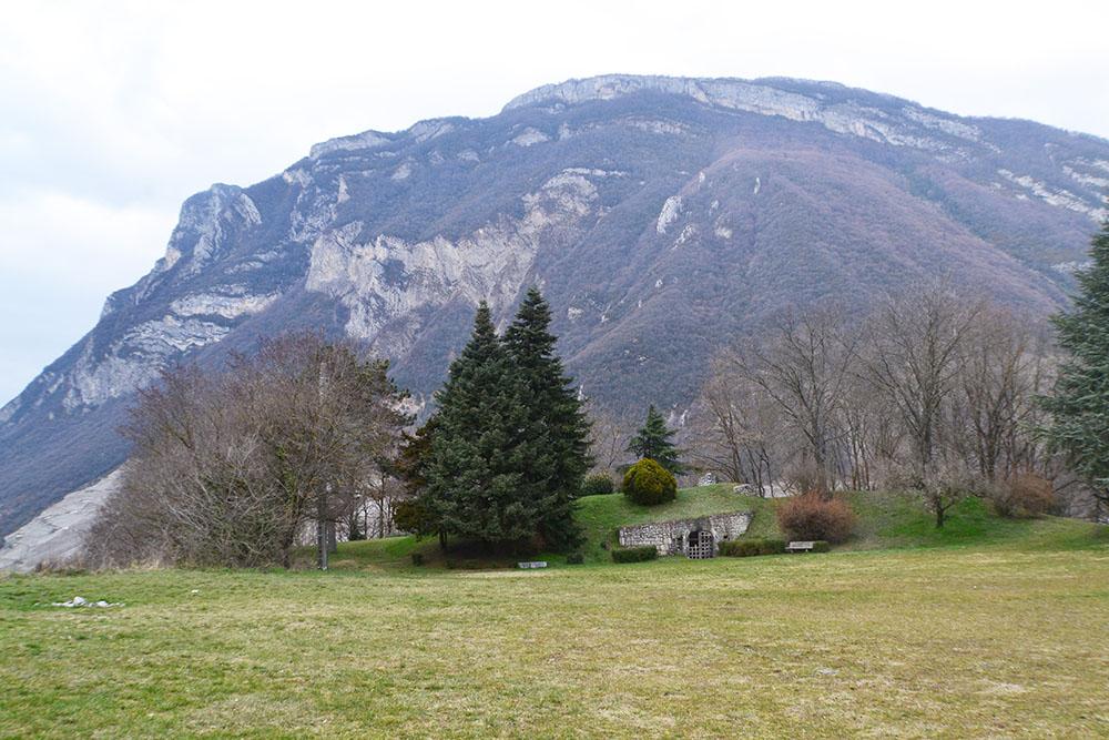Combe de Savoie Montmelian Bon pas