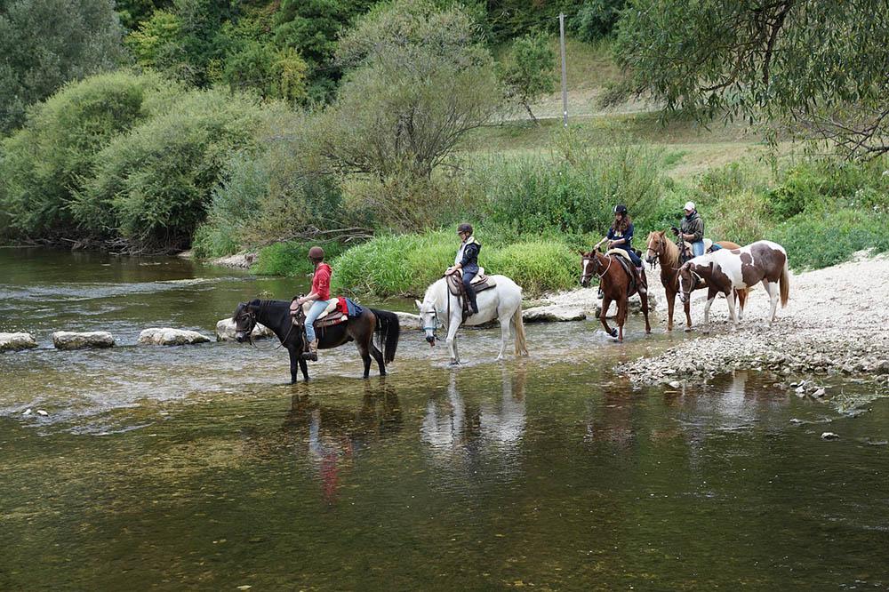 Les Trois Rivières Boucle Sapey Allier