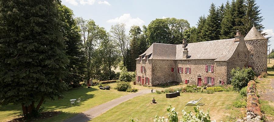 Chambre d'hotes équestre Ferme des Prades Cantal
