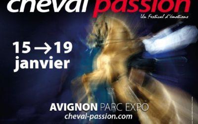 Le prochain rendez-vous est à Cheval Passion