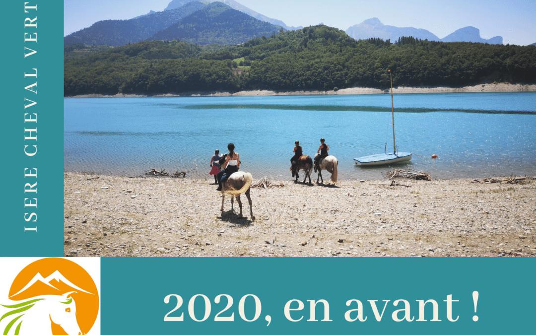 Ce qui se dessine pour 2020 chez Isère Cheval Vert