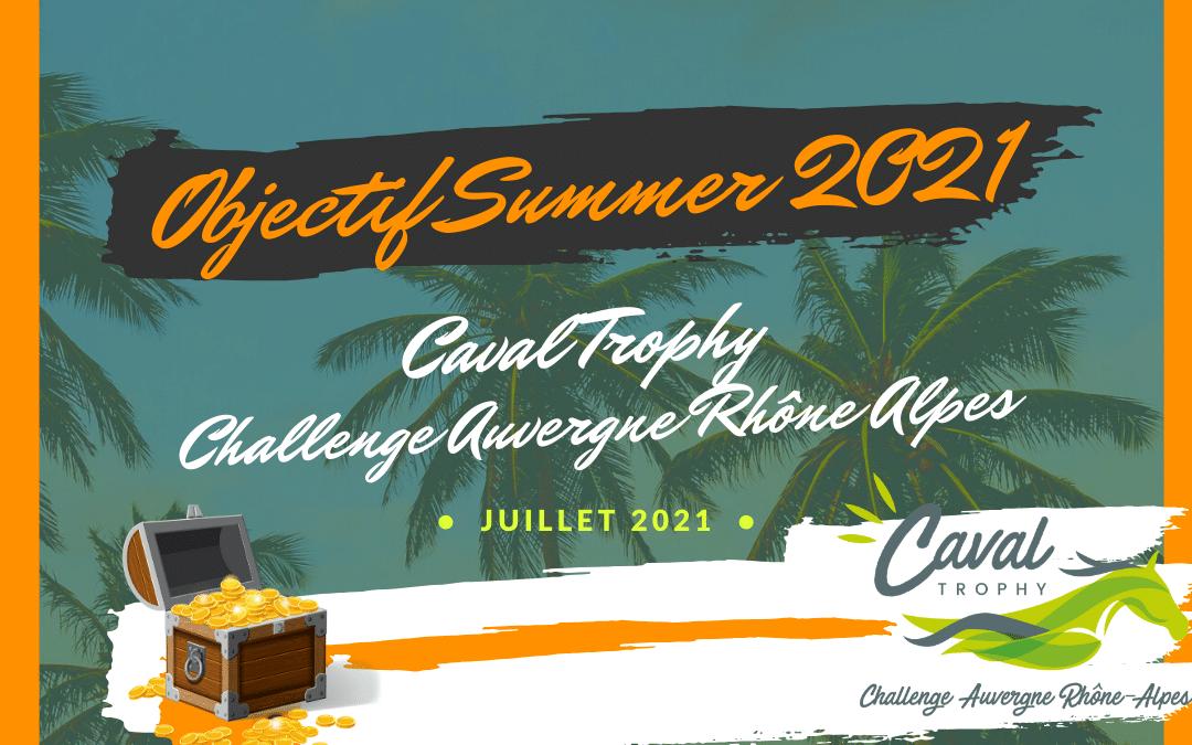 Caval Trophy Reporté à 2021… Même lieu, même mois !