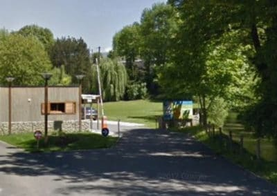 Camping Combe Léat