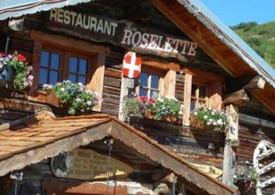 Chalet Refuge la Roselette