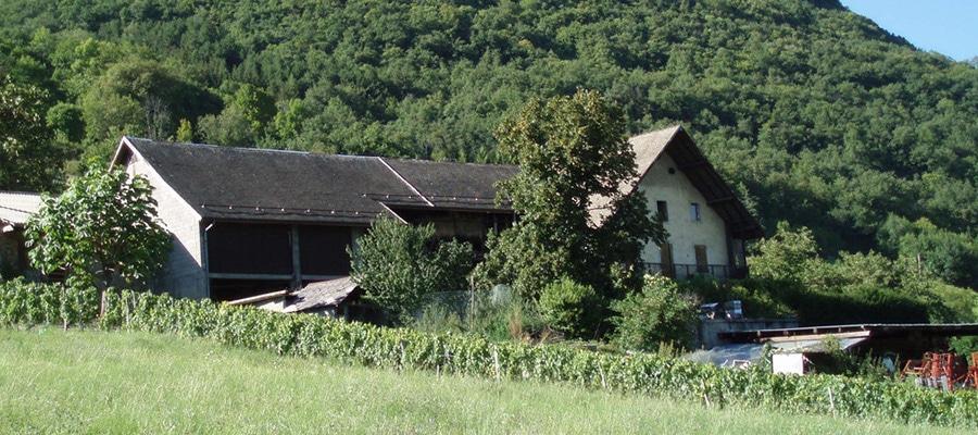 Ferme Equestre Chalet des Vignobles randonnee cheval Savoie
