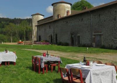 Gite du Château de Fougères