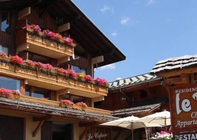 Hôtel et résidence Le Very