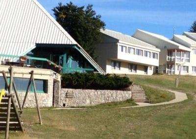Hôtel La Croix de Bauzon