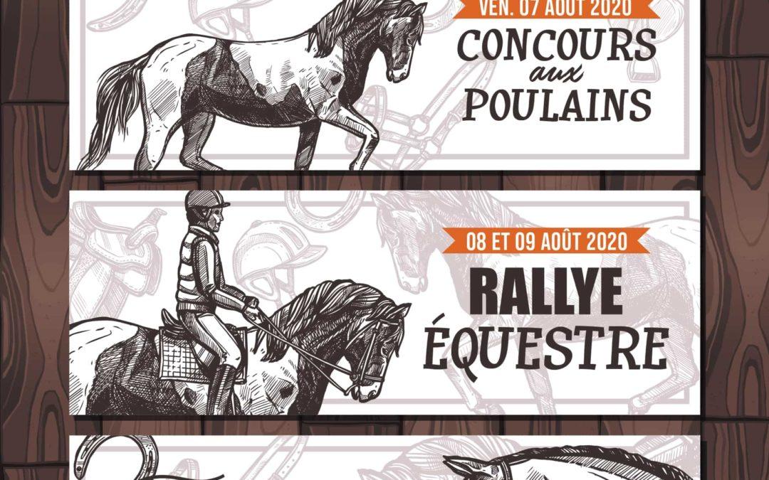 GRTE Haut-Savoyard – Fête du Cheval à Megève