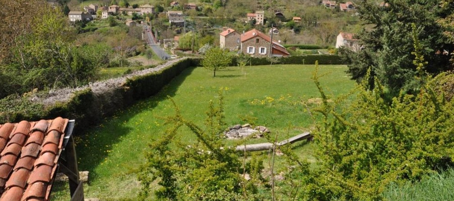 CH le jardin D' Anna randonnee cheval Haute Loire