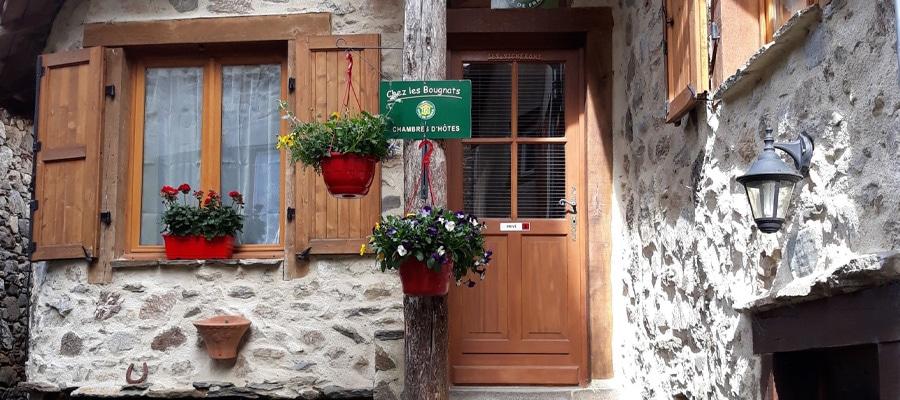 Chambre hôte les Bougnats randonnee cheval Haute Loire