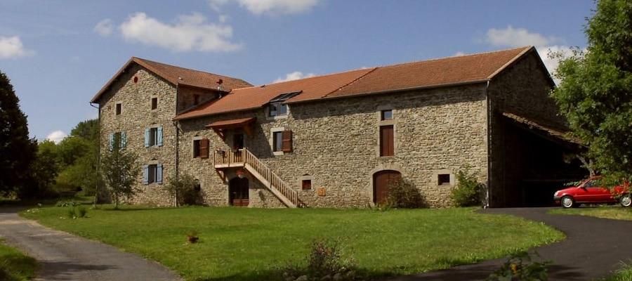 L'estive chambre d'hotes randonnee cheval Haute Loire