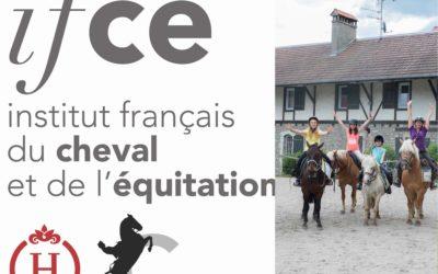 Une aide exceptionnelle pour les centres équestres et poney-club coordonnée par l'IFCE