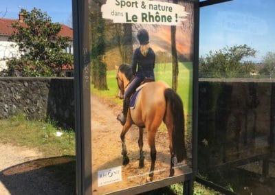 Le Rhône à l'heure du sport nature
